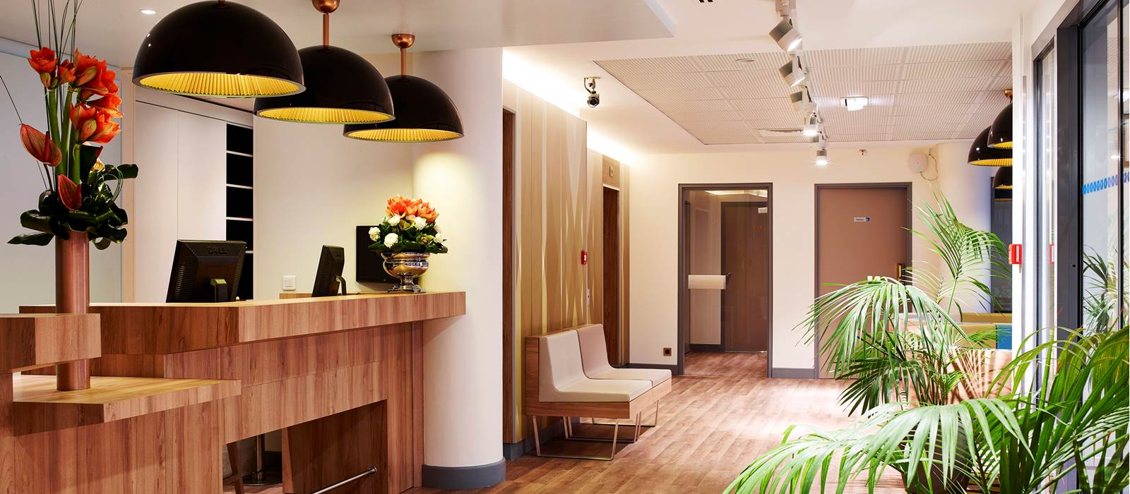 Lobby Hotel Median Paris Porte de Versailles